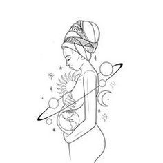 When my mother was pregnant With her second child i was four I pointed at her swollen belly confused at how My mother had gotten so big… Pregnancy Drawing, Pregnancy Art, Pregnancy Tattoo, Pregnancy Calendar, Pregnancy Goals, Early Pregnancy, Pregnancy Style, Pregnancy Fashion, Pregnancy Outfits