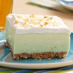 """Key+Lime""+Cloud+Squares+@keyingredient+#honey+#cheese+#dessert"
