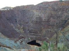 Queen Anne Mine, Bisbee, AZ