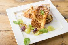 カフェ アクイーユの新作スイーツは、モンブラン風パンケーキ&ミルフィーユ仕立てのフレンチトーストの写真2