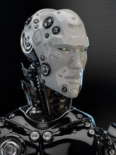 Cyborg by Ociacia