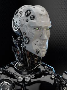 Cyborg by Ociacia.deviantart.com on @DeviantArt