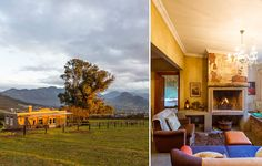 The best self-catering cottages in Franschhoek - Getaway Magazine Self Catering Cottages, Close To Home, Africa Travel, Best Self, South Africa, Rooms, Cabin, House Styles, Places
