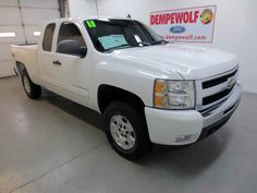 2011 #Chevrolet #SILVERADO K1500 LT in Henderson KY from Dempewolf Ford Visit www.dempewolf.com for more info.