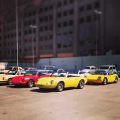 Puma Gts e Porsche Spyder 550 em Curitiba Paraná  Brasil