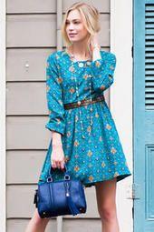 Rietta Floral Dress