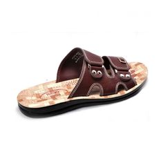 Ajanta Black Men Sandal