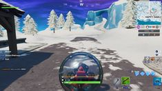 Fortnite Places of the place to finish a lap of a desert, snowy and grasslands race observe