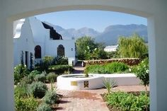 Love this Guest House in the Cape Winelands (South Africa)