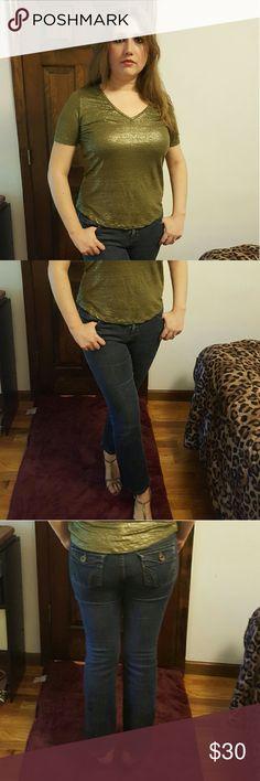 DKNY Blue Jeans DKNY Blue Jeans. Size 10. Pre-loved, great looking jeans. DKNY Jeans