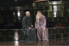 Voldemord and Dumbeldore