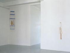 Galerie Onrust - Holanda - Jürgen Partenheimer, 1997  6 September - 11 October