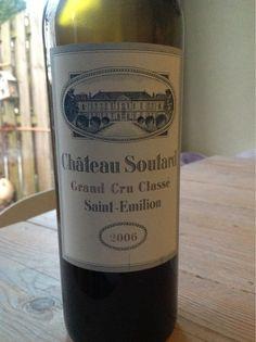 Voor een speciale gelegenheid :) - Chateau Soutard Grand Cru Classe Saint Emilion 2006 (Bordeaux, France)
