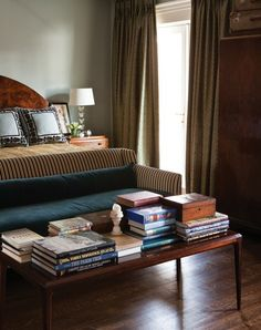 Moody & Sophisticated Bedroom Design | photo Ted Yarwood | design Theresa Casey | House & Home