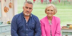Bake Off Meets Downton Abbey in Mary Berrys New Show for BBC  Food TV