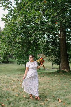 Char Co Wedding Photography. pretty lace dress.
