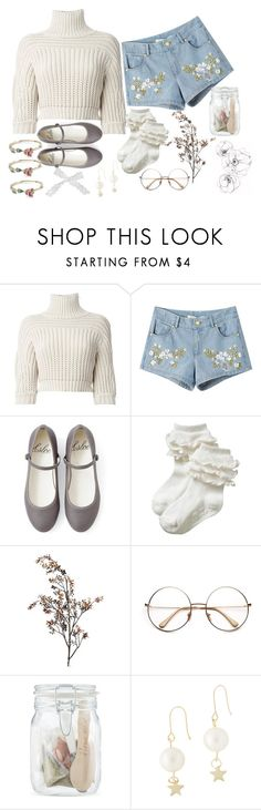 """""""I V O R Y"""" by fannxychild ❤ liked on Polyvore featuring Brunello Cucinelli, Chicnova Fashion, Old Navy, Pier 1 Imports, Boska and Disney Couture"""