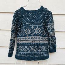 Epla er et nettsted for kjøp og salg av håndlagde og andre unike ting! Wooly Bully, Fair Isle Knitting, Knitting For Kids, Etsy Uk, Star Patterns, Baby Dress, Christmas Sweaters, Knitting Patterns, Men Sweater