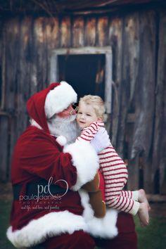 Santa Mini Session https://www.facebook.com/PaulaDanielsFineArtBabyPortraiture