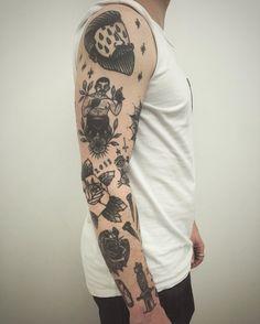 Jaca Tattoo - Toulouse, France