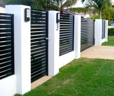 modern front yard fence modern fence styles front yard fence ideas entrancing home fences