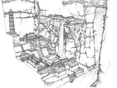 Otto Schmalz, Residence D Ete | Vrt | Pinterest | D Dachterrasse Im Ostasiatischen Stil