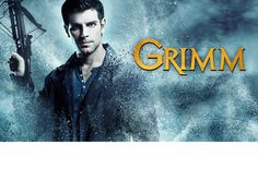 #Grimm returns Fridays this Fall on NBC