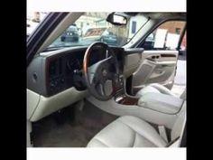 2013 Cadillac Escalade EXT interior exterior