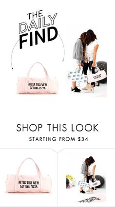 174cfea978 The Daily Find  ban.do Gym Bag