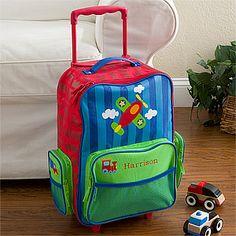 Kids Luggage Sets & Kids Overnight Bags | Pottery Barn Kids ...