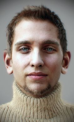 Portraits Of The 21st Century: The Most Photorealistic 3D Renderings Of Human Beings
