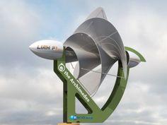 La turbina eolica silenziosa Liam F1 Urban Wind è l'interessante soluzione proposta per auto-produrre energia pulita in casa e risparmiare sui costi in bolletta La turbina eolica silenziosa da inst…