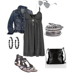 Rebel Rebel, created by kaseyofthefields on Polyvore    LOVE!!
