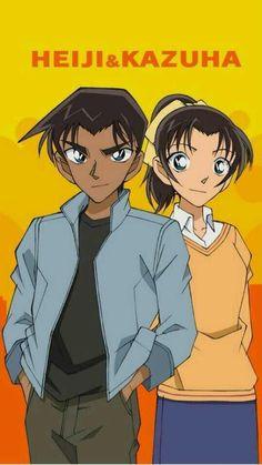 Detective Conan : Heiji & Kazuha