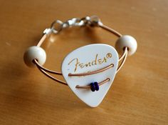 Guitar String and Pick Jewelry