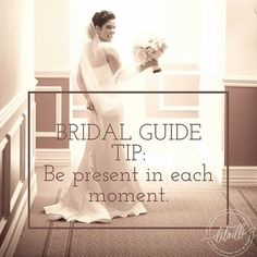 Bridal Guide Tip: Be present in each moment. Photo: Joseph's Photography  #weddingplanningtips #newlyweds #bridalguide #enjoyyourday #Detaille #DetailleEvents #WeddingPlanner #EventPlanner #ConnecticutWeddingPlanner #CTweddingplanner #MassachusettsWeddingPlanner #MAweddingPlanner #NewYorkWeddingPlanner #NYweddingPlanner #ConnecticutEventPlanner #CTeventPlanner #MassachusettsEventPlanner #MAeventPlanner #NewYorkEventPlanner #NYEventPlanner #ConnecticutWeddingCoordinator #CTweddingCoordinator…