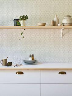 Ideas For Kitchen Tiles Splashback Fired Earth Kitchen Trends 2018, Kitchen Decor, Kitchen Design, Rustic Kitchen, Diy Kitchen, Kitchen Splashback Tiles, Fired Earth, Wall And Floor Tiles, Home Trends