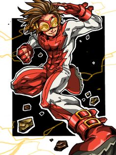 Impulse- Love him from 90's Young Justice.