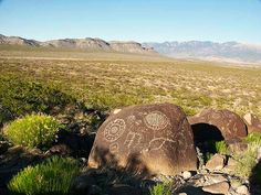 The Desert Speaks in SymbolsThe Three Rivers Petroglyph Site is one of . the few locations in the Southwest set aside solely because of its rock art.