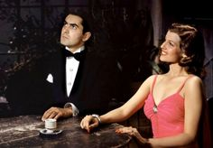 harlow-jean: Tyrone Power and Rita Hayworth , Blood and Sand Hooray For Hollywood, Golden Age Of Hollywood, Hollywood Stars, Hollywood Glamour, Old Hollywood Movies, Vintage Hollywood, Classic Hollywood, Rita Hayworth, Gregory Peck Movies