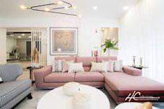 Salas de estilo moderno por HC Interiores