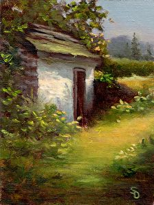 Spring House by Sheri Dinardi