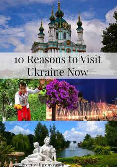 Visit Ukraine now and you'll find an undiscoverd gem waiting for you. Golden domes, traditonal food with a modern twist and a beautiful countryside await. Backpacking Europe, Europe Travel Guide, Asia Travel, Travel Destinations, Travel Abroad, Travel To Ukraine, Vietnam, Journey, Eastern Europe