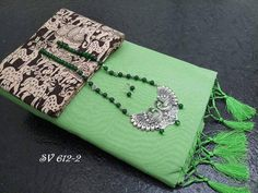 Chanderi silk saree with Kalamkari blouse Chanderi Silk Saree, Silk Sarees, Ethnic Fashion, Womens Fashion, Saree Collection, Weave, Gucci, Shoulder Bag, Blouse