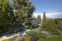 21 bed House in Mougins in Mougins, Provence-Alpes-Côte d'Azur, France Provence, France, French Riviera, Property For Sale, Lush, Real Estate, Mansions, House Styles, Water