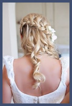 Do you know the Top 5 Wedding Hair Trends for 2013? Here's a hint: Braids, braids, braids galore! We loved writing this blog and creating our complete #Wedding #Hair inspiration board. Which one will you try?