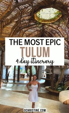 Beautiful Places To Visit, Oh The Places You'll Go, Girls Getaway, Tulum Mexico, Mexico Travel, Riviera Maya, Long Weekend, Cancun, Travel Guides