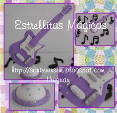 adorno+torta+guitarra