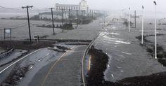 Furacão Sandy ameaça América Central, EUA e Canadá - BOL Fotos