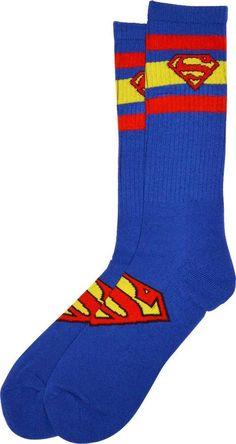 DC Comics - Batman vs Superman Athletic Socks